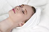 Microdermbrasion and dermabrasion facials